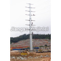 220kV Hot Dip Galvanized Steel Pole