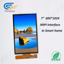 Яркость обновление 800nit 7 дюймов Интерфейс Мипи TFT дисплей