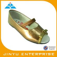 Flat Open Toe Ballerina Schuhe