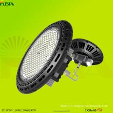 100W Tunnel LED allumant la haute lumière extérieure de baie de LED