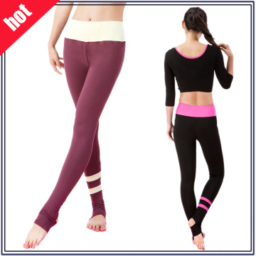 Whoelsale Fitness Yoga Wear Women Sexy Compression Yoga Tights