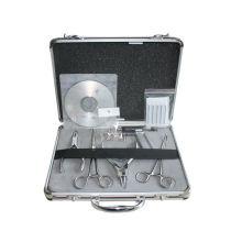 Kit básico de la pinza de Piercing de 5 PC