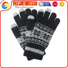 Hight qualidade presente nwe Stretch Inverno touch screen luva iglove para telefone celular ao ar livre avisar luvas
