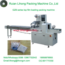 Gzb-350A High Speed Pillow-Type Automatic Wall Switch Flow Wrapping Machine
