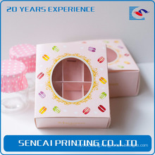 Sencai fancy Cake packing paper box