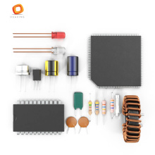 94v0 Aluminum Based High Frequency GPS Tracking System Circuit Board PCBA Bill of Material Purchase Service