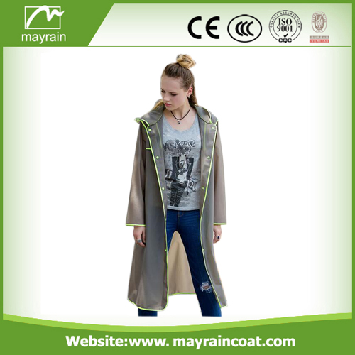 Hot Selling PVC Outdoor Jacket