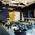 (sp-CS350) New Design Australian Wooden Modern Restaurant Cafe Furniture