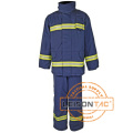 Xf-11-1 Detachable Fire Suit Adopt Aremax Material