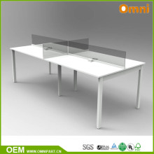 Four Person Modern Hot Sell Office Desk