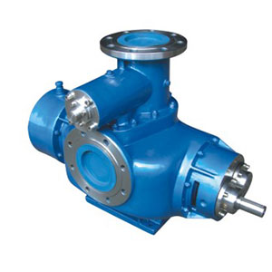 2W Series Twin Screw Pump