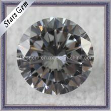 Forever Shining 10 corazones y 10 flechas de diamante sintético CZ Gemstone