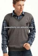 Hotsale Man winter warm shirts Mens business warm shirts mens jacket
