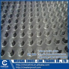 for roof garden HDPE plastic dimple drainage board