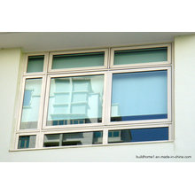 Architektonisches Projekt Custom Double Glass Aluminium Windows