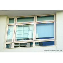 Architectural Project Custom Double Glass Aluminium Windows