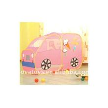 Crianças carro forma tenda brinquedo