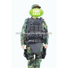 Polícia marítima flotating prova bala colete / jaqueta