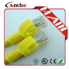 Cable del código del remiendo rj45 cable del remiendo del ethernet RJ45 cable 10ft