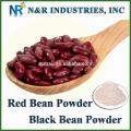 Cereal Powder Black Bean Straight Powder 80 à 200mesh et sans Add Dextrin