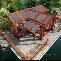 Habitación solar de aluminio