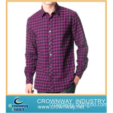 Man's Cotton Shirts (CW-LS-27)