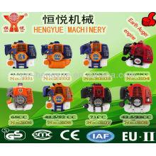 42.5CC/32.3CC /25.4cc/52cc/68cc/71cc/ power engine air-cooled 2-stroke/4-stroke gasoline engine 8500w gasoline genera gasoline