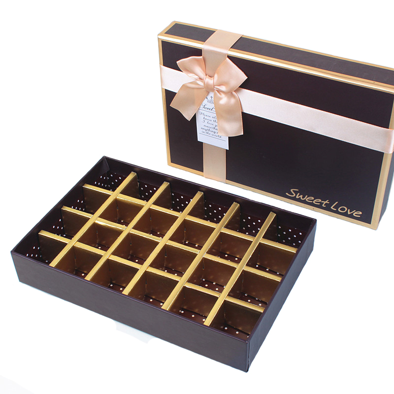 Paper Chocolate Gift Box