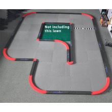 3.8m * 2.9m EVA RC Track Profissão Racing-Way