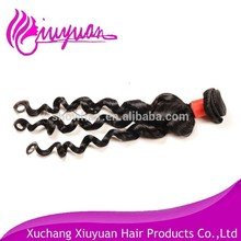 B2B brazilian hair weave made in china remy human natural wave