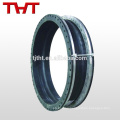 Forged steel flange DN1800 single orifice flexible EPDM rubber expansion joint