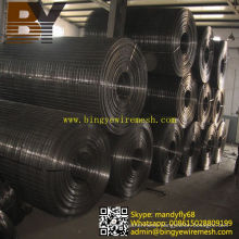 Heavy Black Welded Wire Mesh