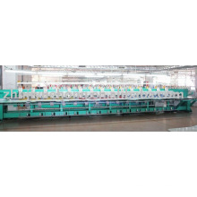 Chenille mix embroidery machine