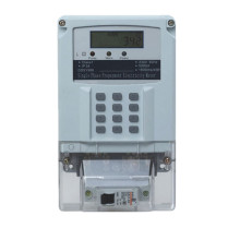 Single Phase Keypad Sts Prepayment Electric Meter