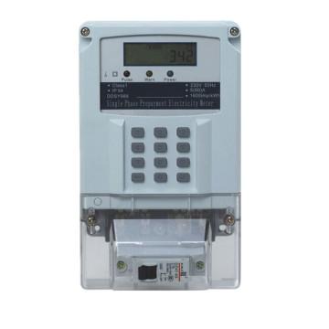 2015 Hot Selling Real-Time Measurement Prepayment Power Meter