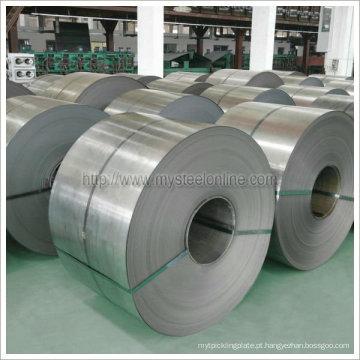 Acabamento de superfície de alta qualidade Aço laminado a frio