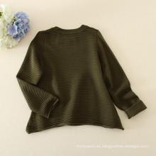 ¡Nuevas llegadas! Niños niños ropa moda bebé suéteres fabricante al por mayor suéteres baratos niñas bebé ropa de invierno