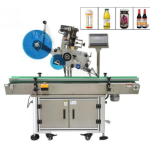 Automatic Sticker Labeling Machine for Filling Machines