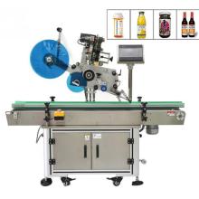 Etiquetadora automática de etiquetas adhesivas para máquinas de llenado