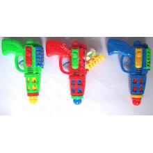 Funkenpistole Spielzeug Süßigkeiten (110510)