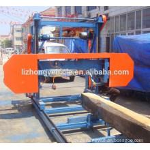 China Großhandel horizontale Sägewerk Bandsäge Sägewerk Pläne, vertikales Band Sägewerk (MS1000E-Elektro-Modell)