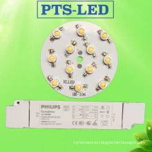 38W/43W AC controlador 2835 SMD PCB LED Kit del módulo de