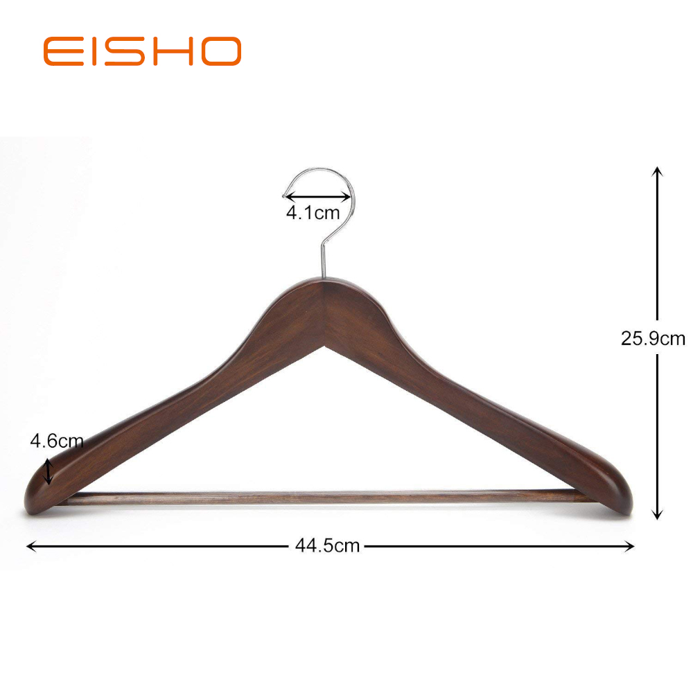 Eisho Hanger Oem Luxury Round Shoulder Wholesale 1