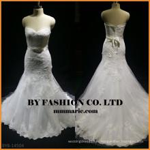 Новый стиль кружева милая Русалка свадебное платье БЫБ-14504