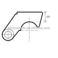 21205838 Meritor Mechanical Suspension parts Spring Seats trailer parts