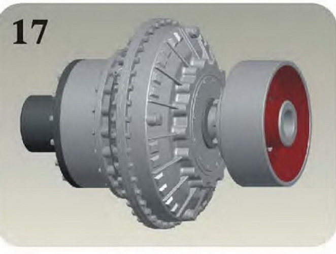 Hydraulic Coupling Parts