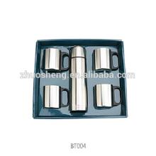 Balão de vácuo do aço inoxidável conjunto / café caneca de presente conjunto de presente