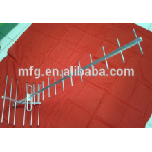 Antena de TV digital inalámbrica / antena yagi / antena de interior y exterior onda de tierra