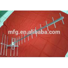 Antenne de télévision numérique sans fil / antenne yagi / antenne intérieure et extérieure antenne de terre