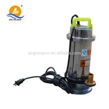 Vertical sewage pump in pumps